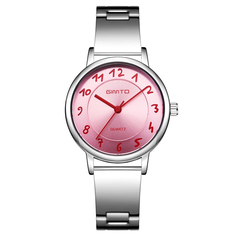 GIMTO GM408 Waterproof Casual Style Women Watches Stain