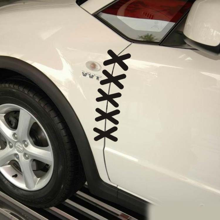 Patch Pattern Car Sticker Decals Vehicle Auto Truck Bumper Window Decoration Decals