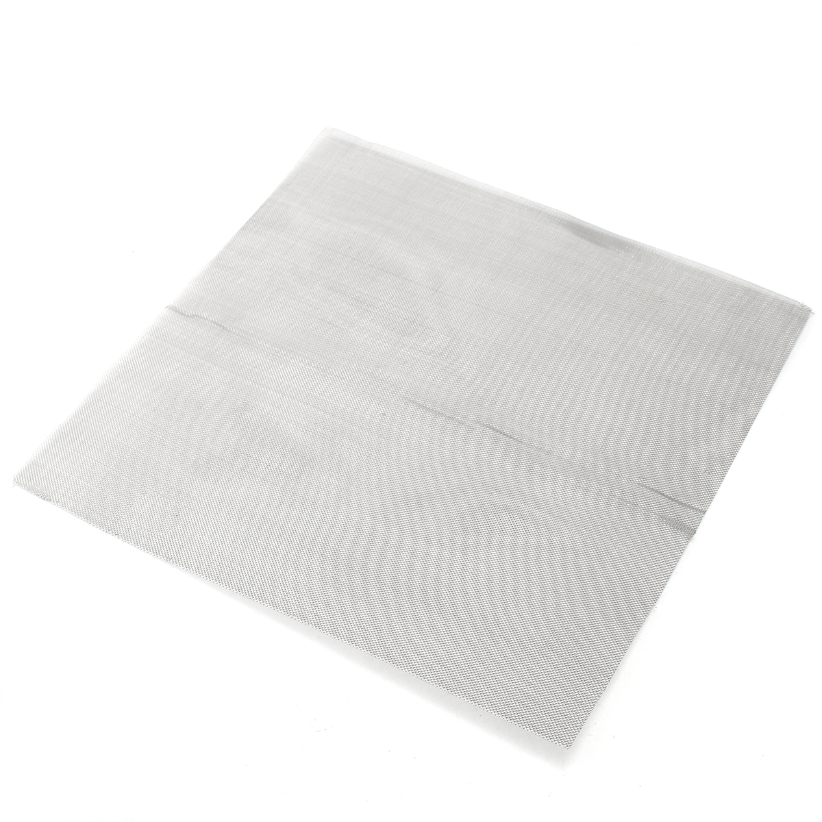 30x30cm Stainless Steel Woven Wire Filter Screen Sheet Filtration Cloth 30 Mesh