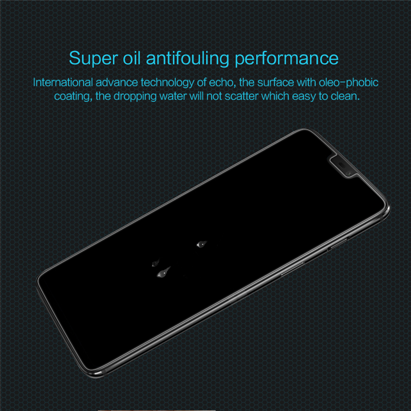 NILLKIN Amazing H Anti-Explosion Tempered Glass Screen Protector For Oneplus 6
