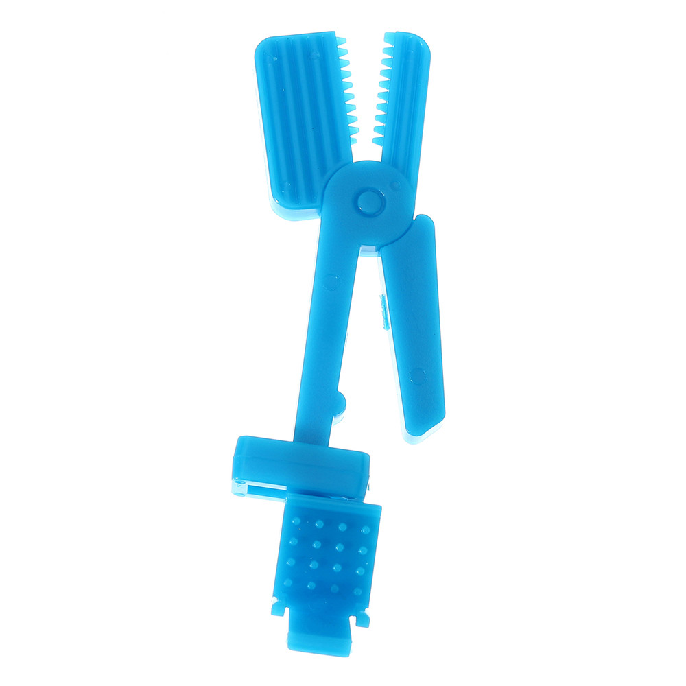 Bule Plastic Autoclavable Dentist X Ray Film Holder Snap Clips For Oral Camera Machine Dental Tools
