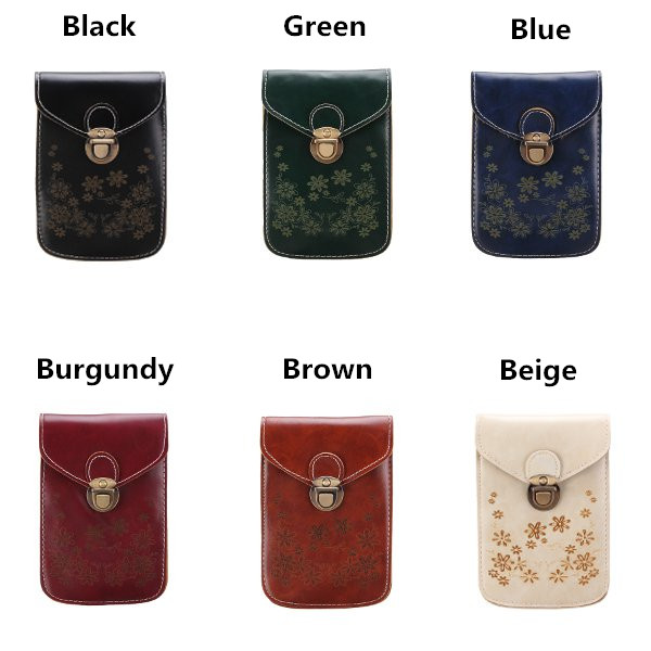 Women Mini Crossbody Bags Purse Phone Bags Small Key Bags Shoulder Bags Messenger Bags