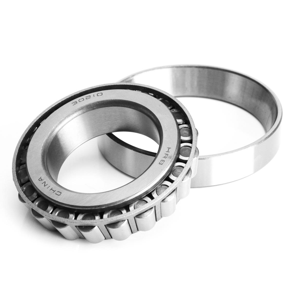 30207-30210 Steel Single Row Taper Tapered Roller Bearing Metric Taper Bearings