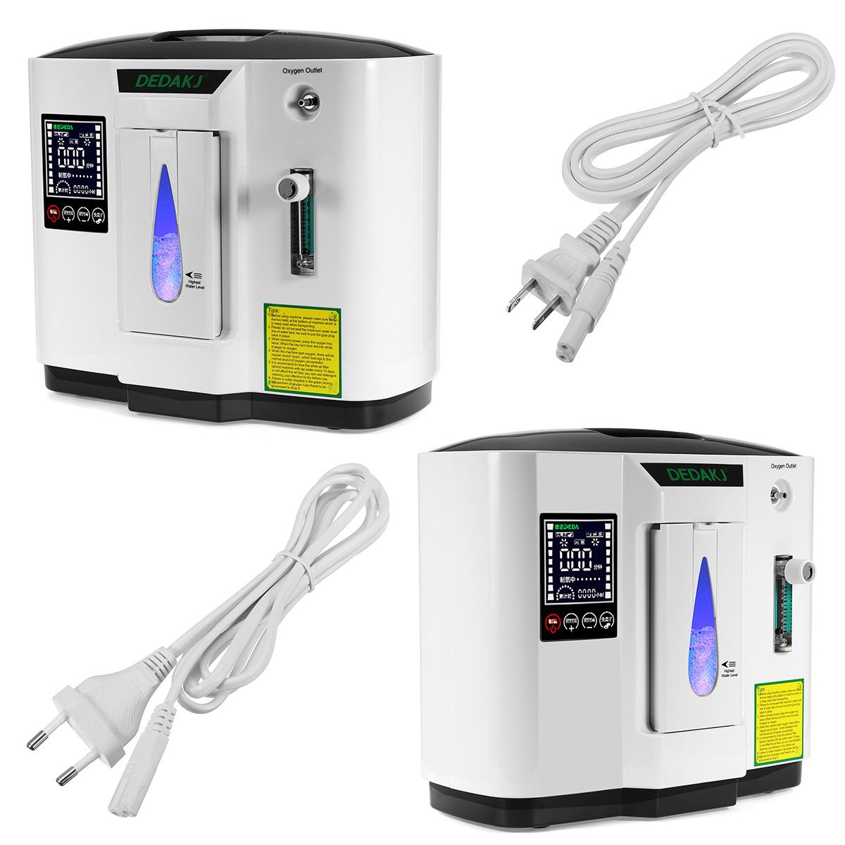 DDT-1A 6L Oxygen Concentrator Portab