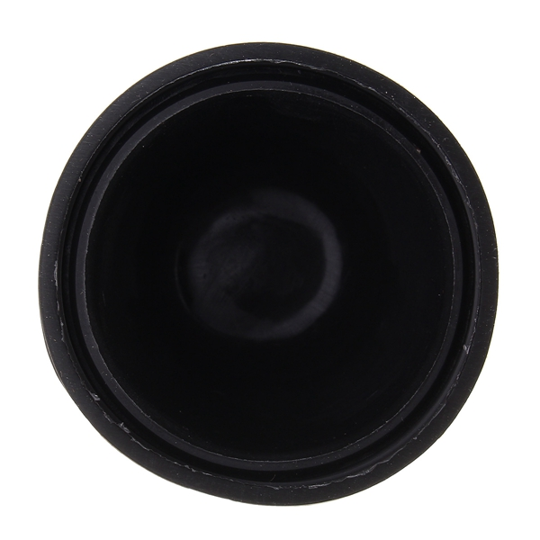 90mm Black Rubber Dust Waterproof Housing Seal Cap Cover For HID LED Headlight Bulb