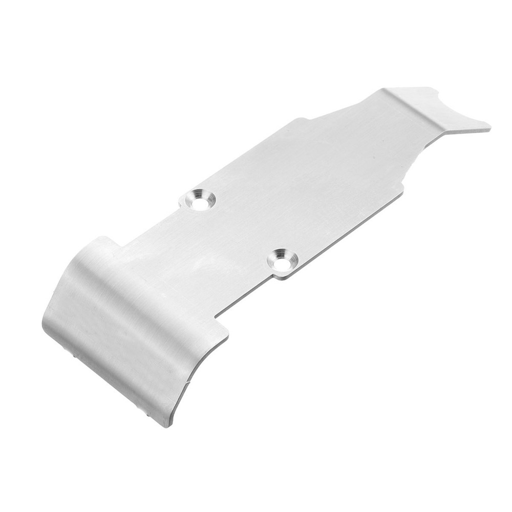 Stainless Steel Skid Plate Armor Center Chassis Protector for TRAXXAS Summit E-REVO 1:10 RC Car Part - Photo: 11