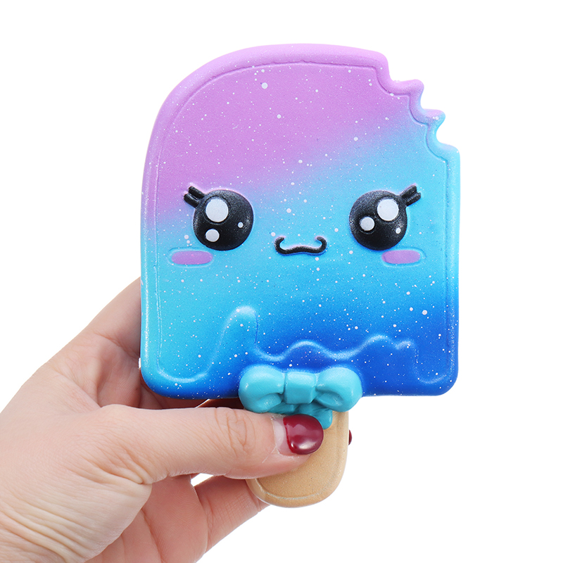 Kiibru Squishy Popsicles Licensed 16cm Slow Rising With Packaging Collection Gift Soft Decompression Toys