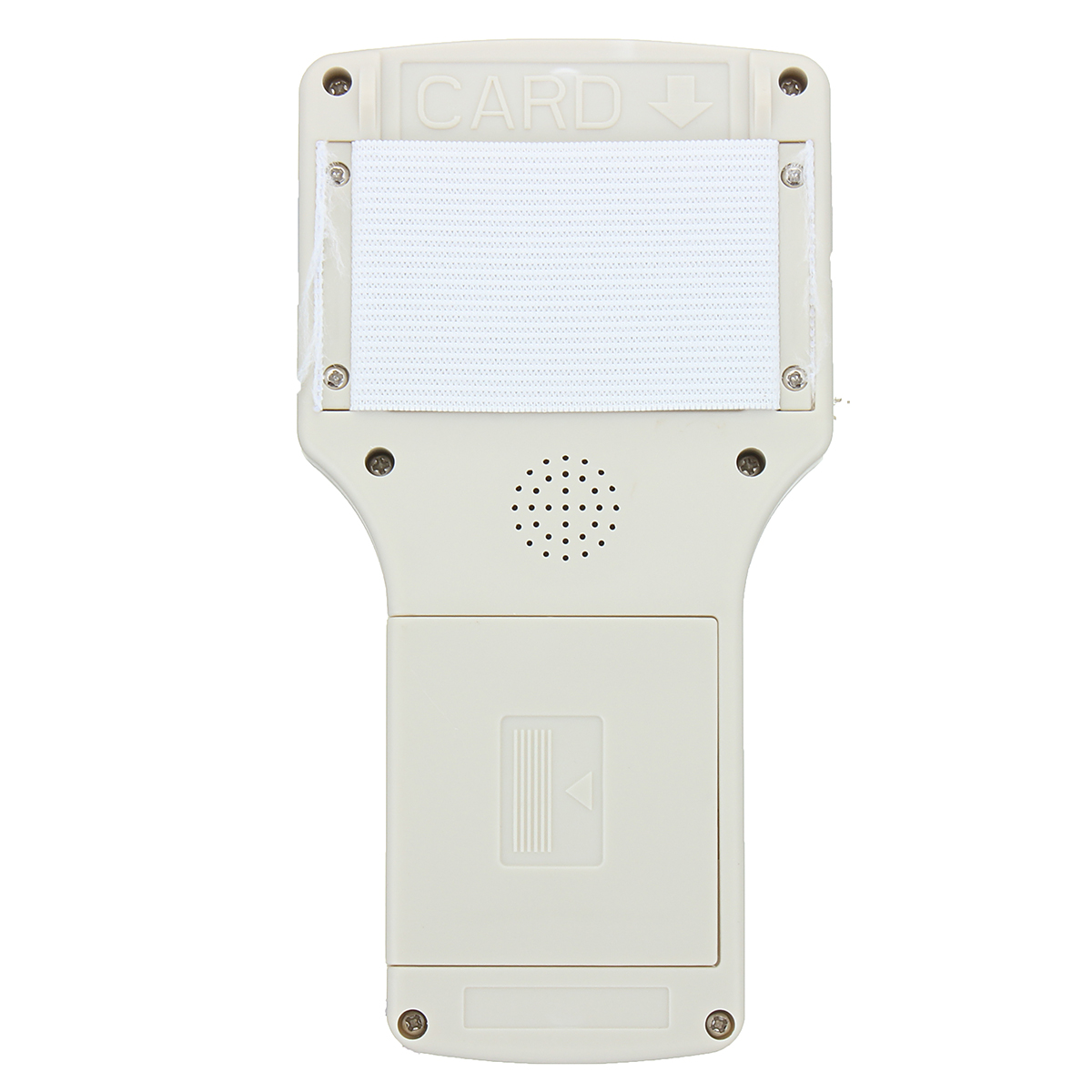 10 Frequency RFID Copy Encrypted NFC Smart ID IC Card Reader Writer with 12pcs Keyfbobs