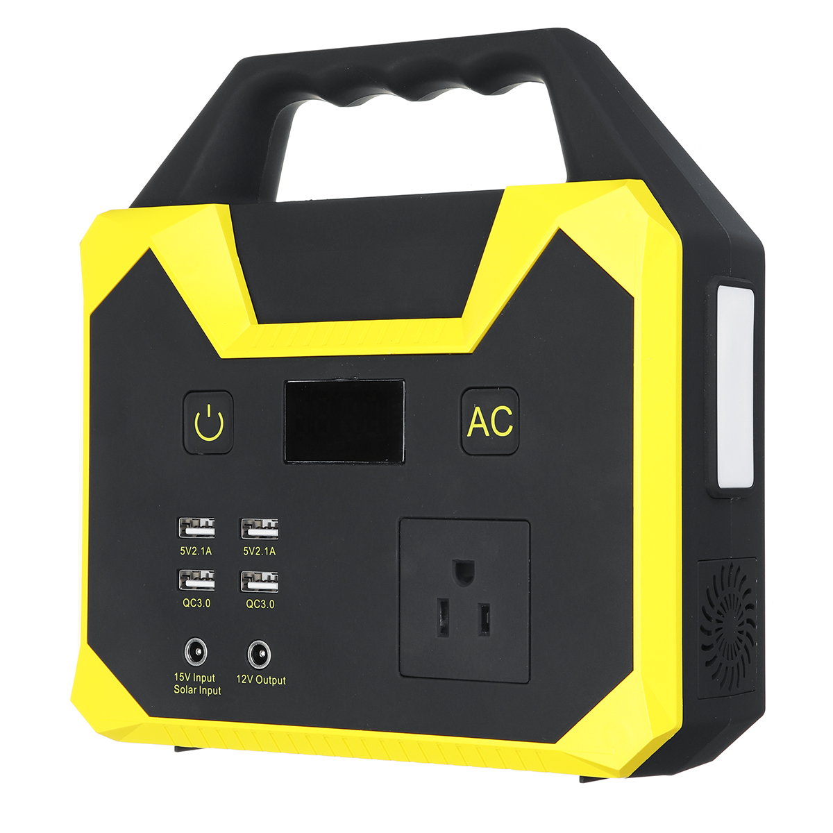 UPS Portable Generator Power Supply 220V 40800mah 150WH 200W 15A Solar Energy Storage USB Charger