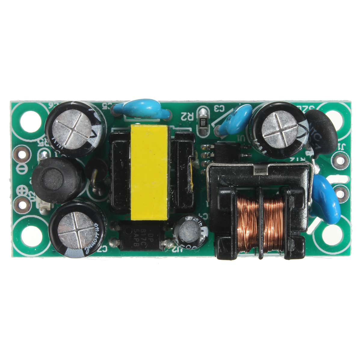 3Pcs 5V 1A AC-DC Power Supply Step Down Module Bare Board