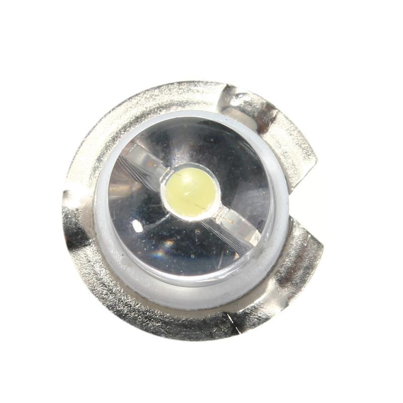 P13.5S LED Flashlight Replacement Bulb 0.5W 100LM Torch Work Light Lamp DC 3V 4.5V 6V