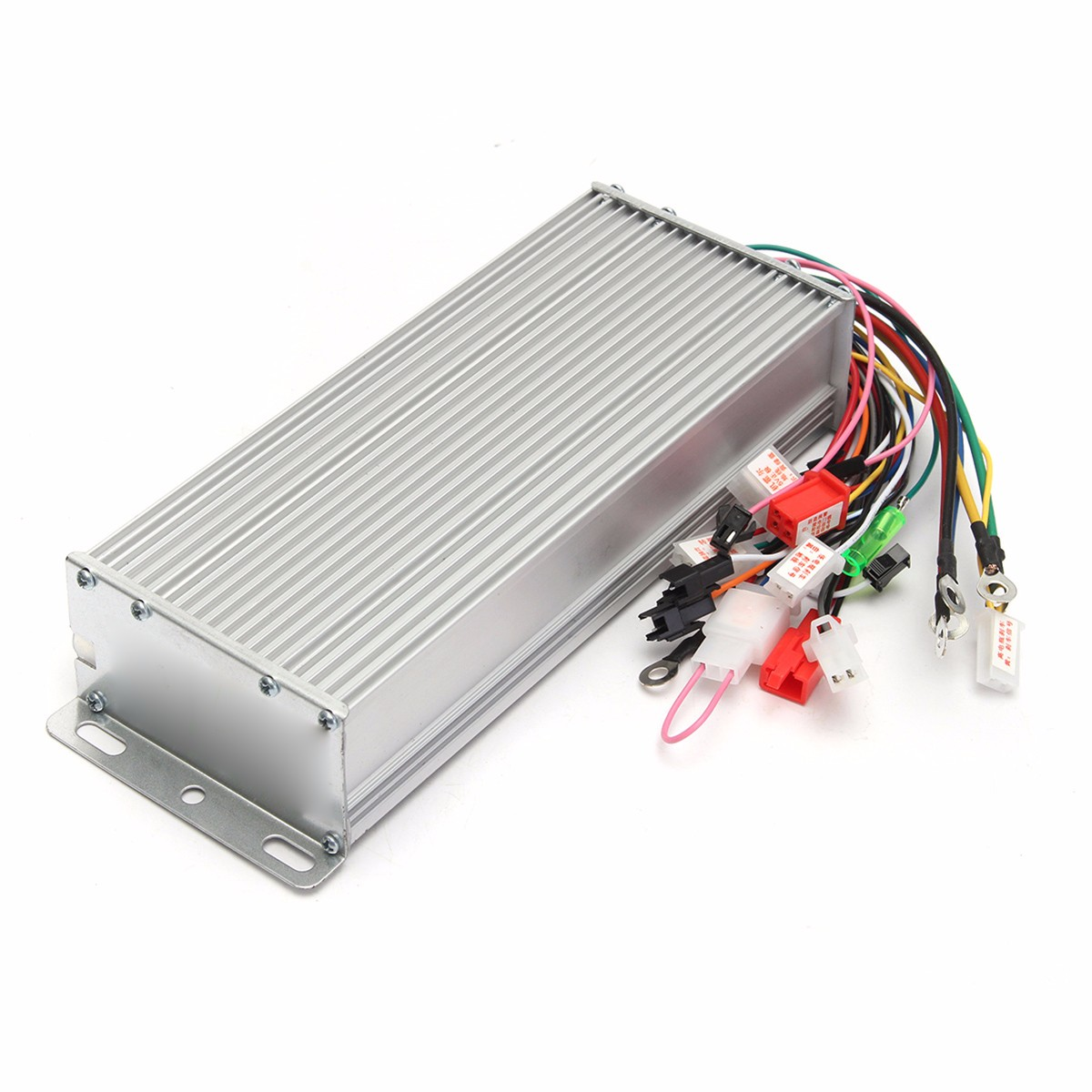 Dc 48v 1500w Brushless Motor Controller For E Bike Scooter Electric Threephase With 36v Lowvoltage Control Circuit Relaycontrol Bicycle