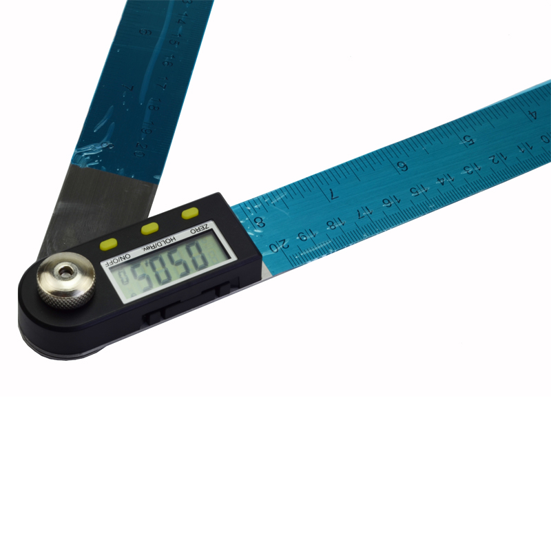 200/300/500MM 12 Inch Digital Angle Ruler Finder Meter Protractor Inclinometer Goniometer Electronic Angle Gauge