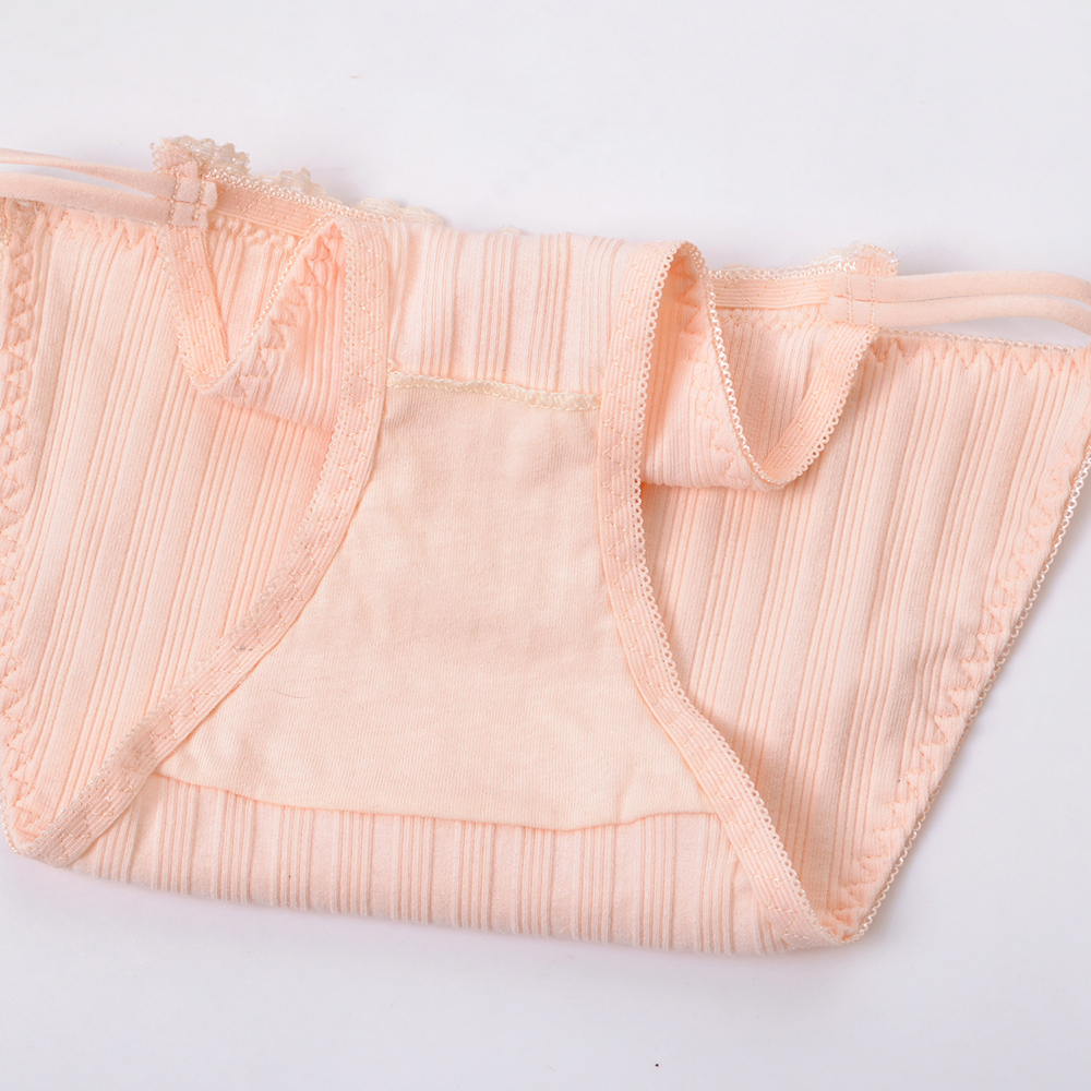 Combed Cotton Low Waisted Cozy Women Panties