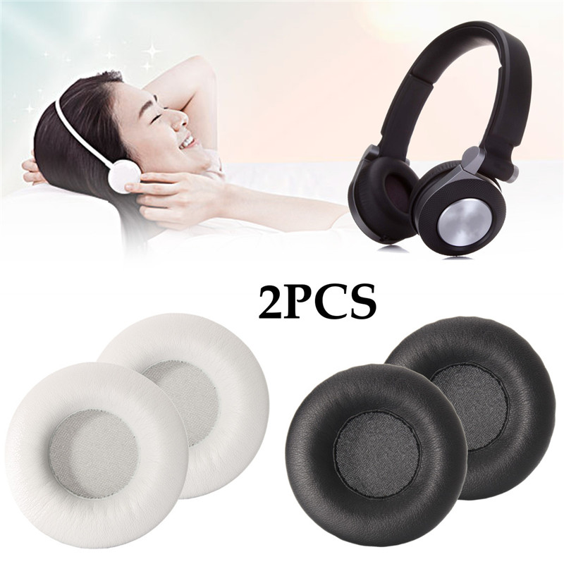 2 PCS Replacement Soft Foam On-Ear Ear Pads Cushion for JBL SYNCHROS E30 E 30 Headphone Headset