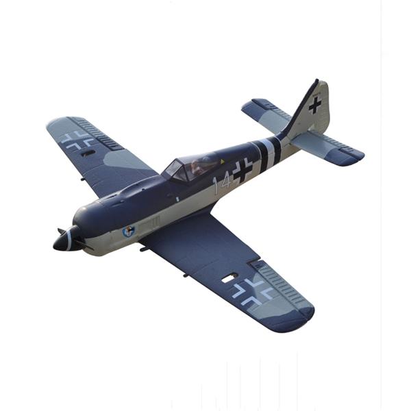 FW-190 643mm Wingspan EPO High-Speed Racing RC Warbird Airplane PNP