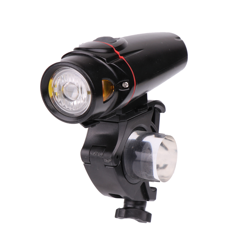 XANES XL24 600LM XPG LED 3 Modes Cycling Bike Front Light 2200mAh Battery USB Charging Bicycl Headlight