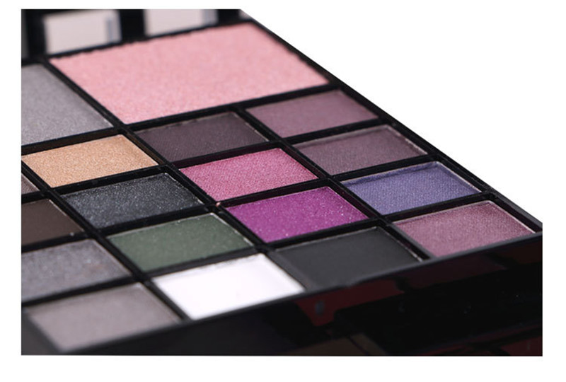 74 Colors Eyeshadow Palette Makeup Pearl Matte Lip Gloss