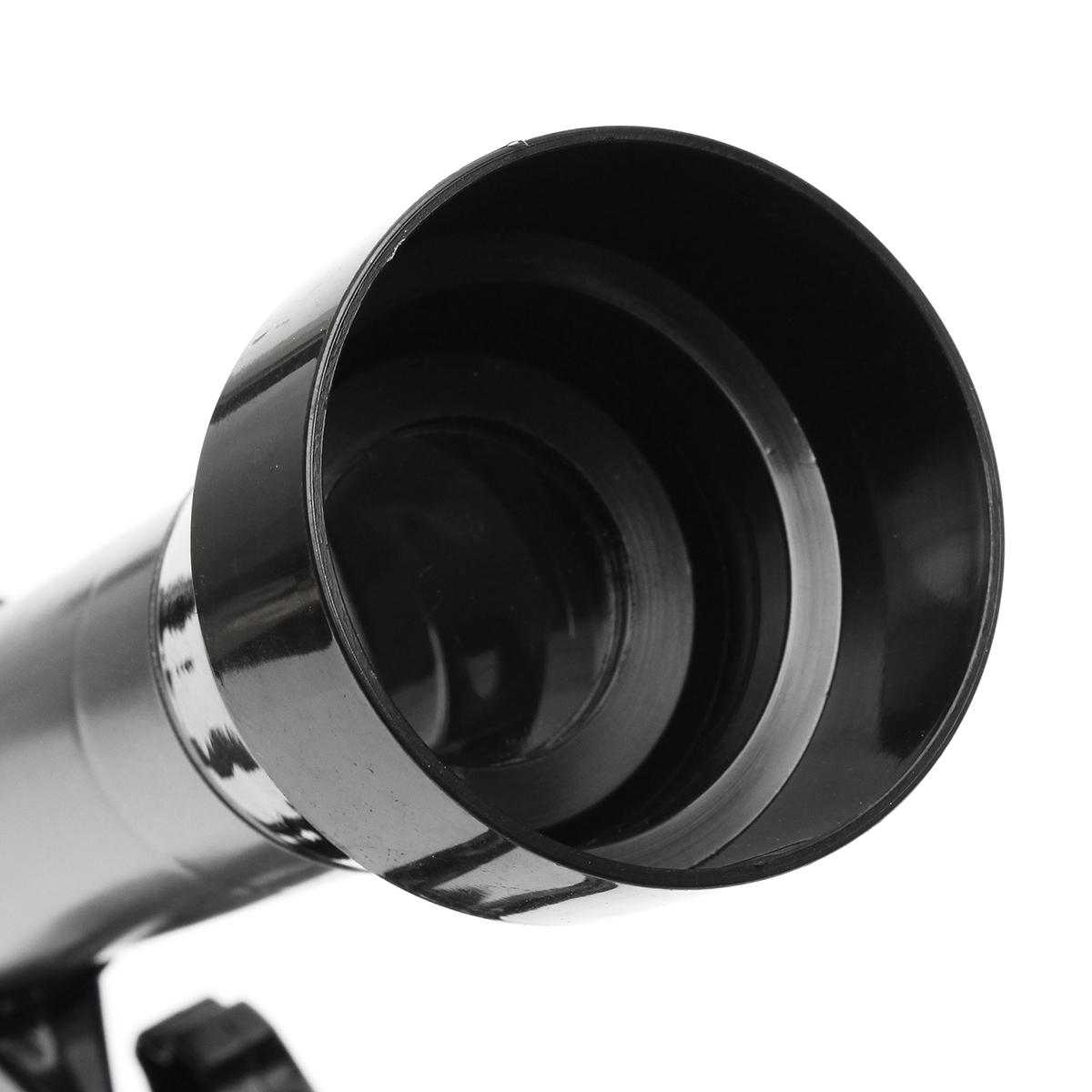 Children HD Astronomical Telescope Monocular+20X/30X/40X Eyepiece Spotting Scope+Tripod
