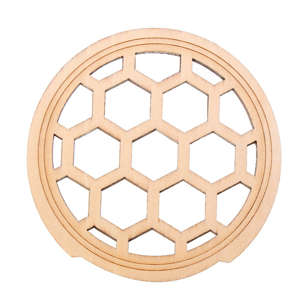 Acoustic Electric Guitar Feedback Buster Hollow Wood Sound Buffer Hole Protector