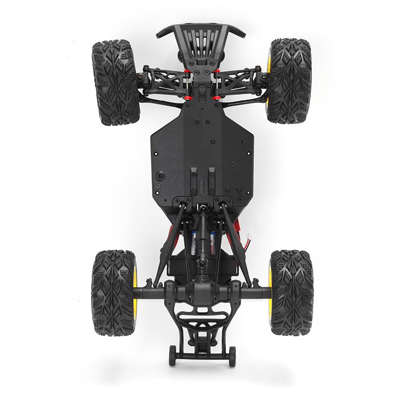 JJRC Q40 1:12 2.4G 4WD Short-course Truck Rock Crawler Off Road RC Car Mad Man Remote Control Car