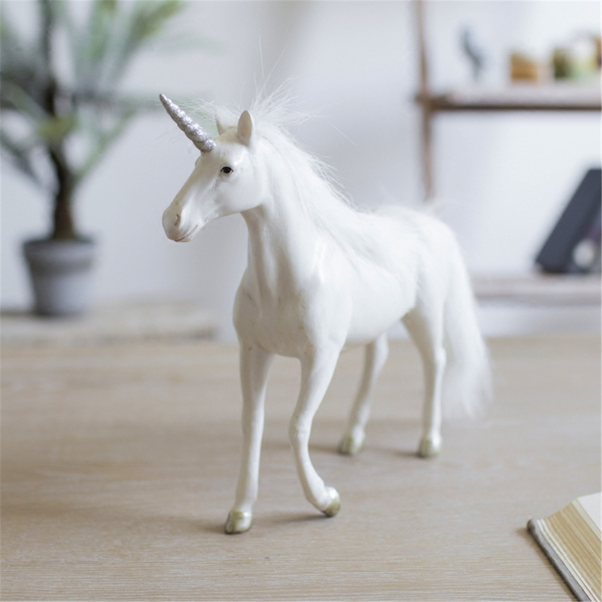 Fantasia Unicorn Figurine Fantasy Mythical Action Figure Novelty Gift Christmas Birthday Decor