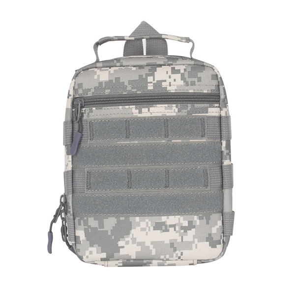 Men Oxford Camo Tactical Multifunction First Aid Bag