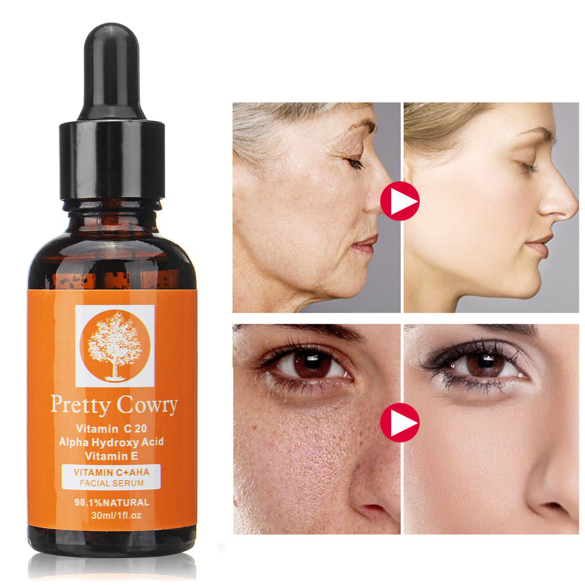 30ml Vitamin C Skin Ultra Moisturize Brightening