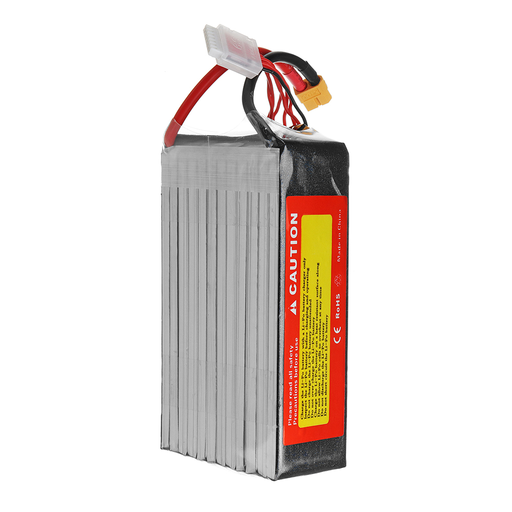 ZOP POWER 22.2V 8000mAh 60C 6S Lipo Battery With XT60 Plug For RC Model - Photo: 6