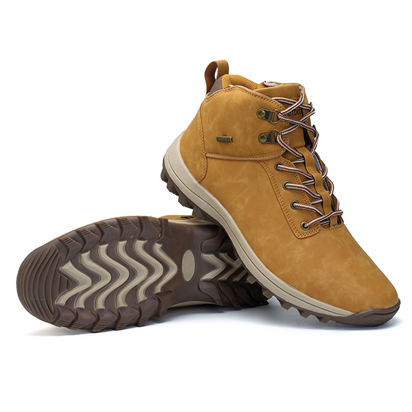Men Comfy Hiking High Top Athletic Shoes