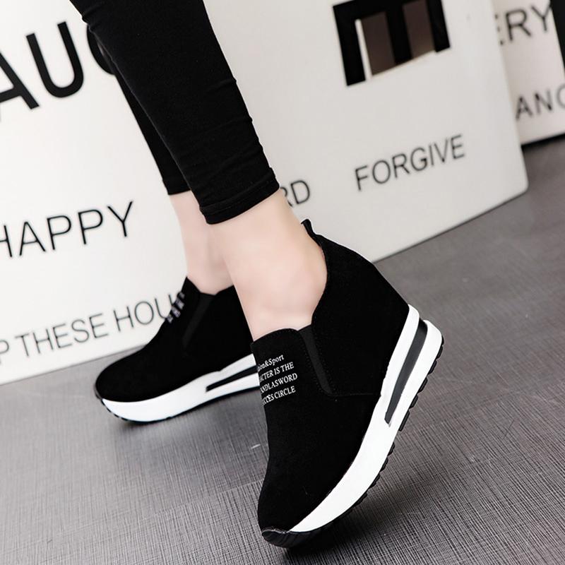 Women Casual Thick Bottom Sneakers