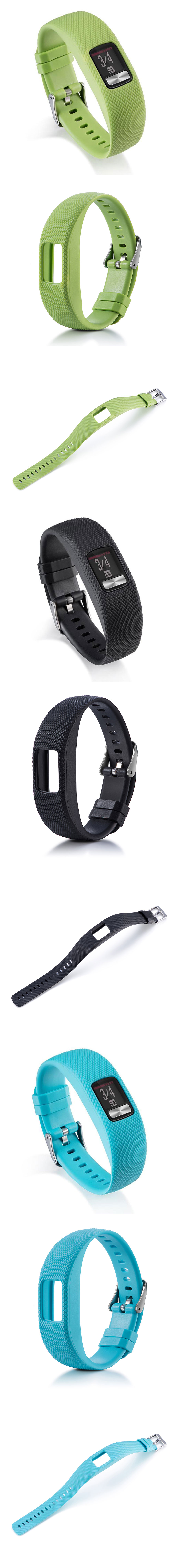 Small Colorful Watch Band for Garmin Vivofit 4