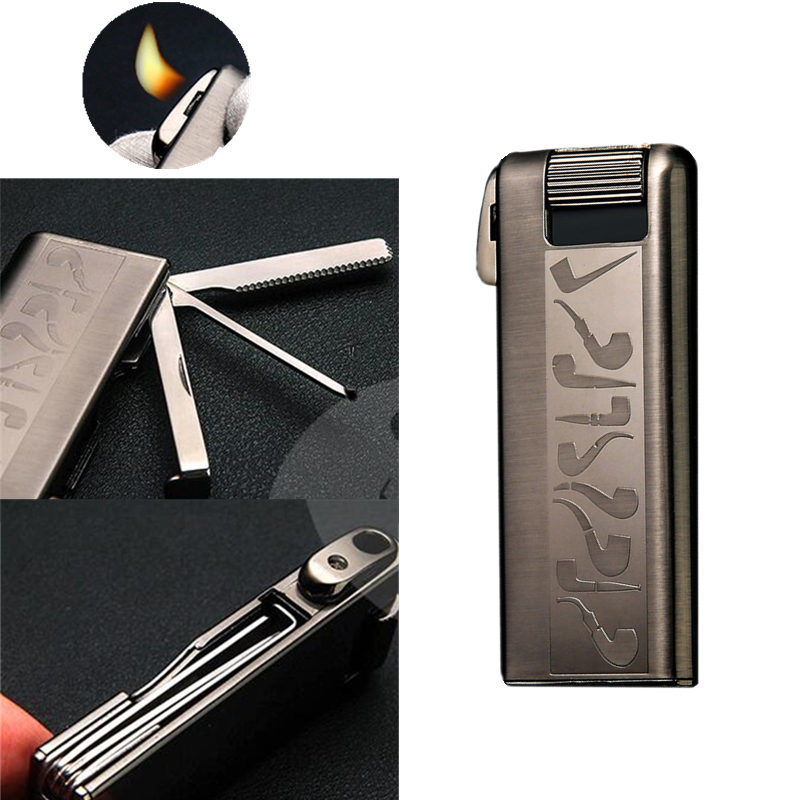 IPRee Multi-function Pipe Lighter Specialized Refillabl