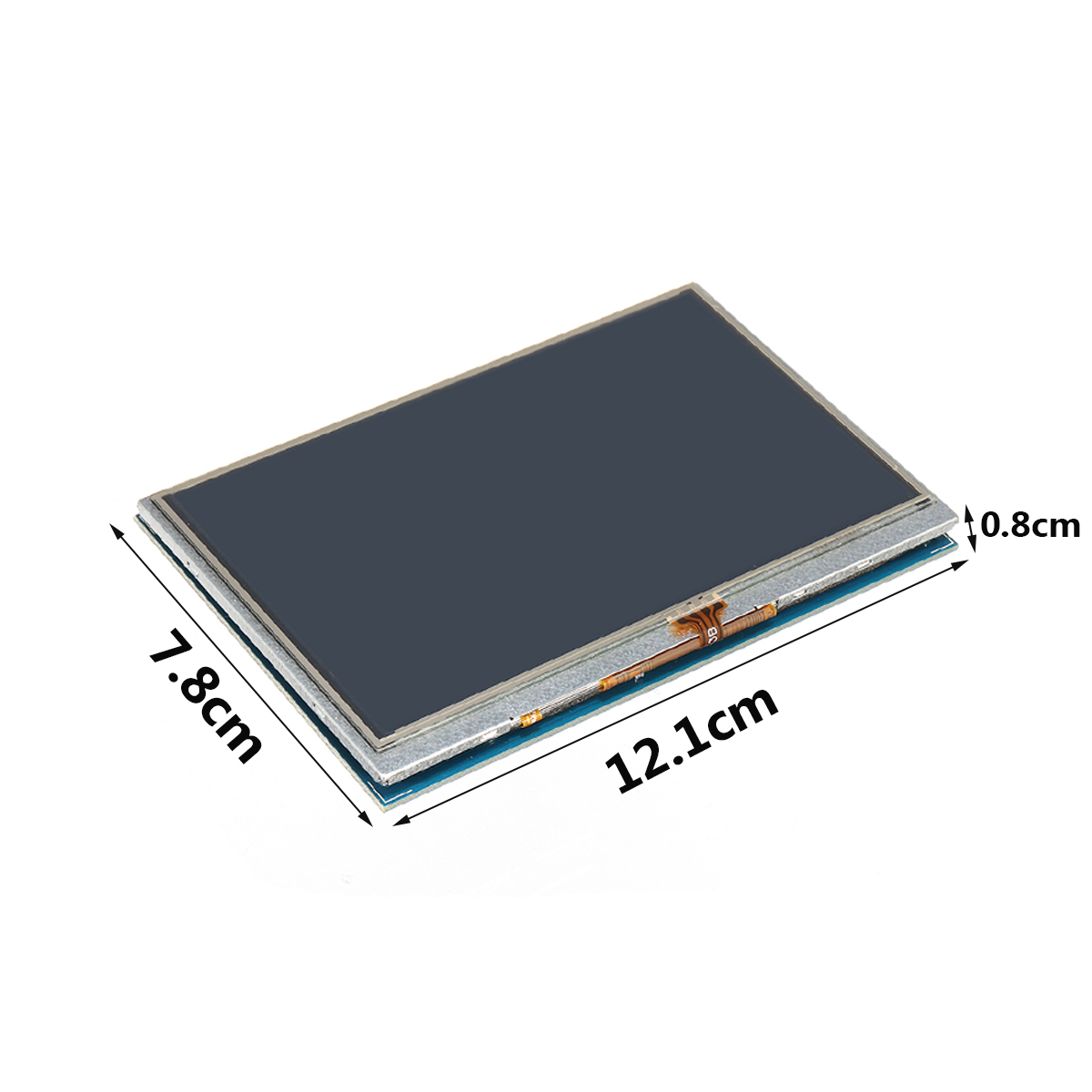 5 inch HDMI Touch Screen TFT LCD Panel Module Shield 800X480 For Raspberry Pi 2/3/Model B