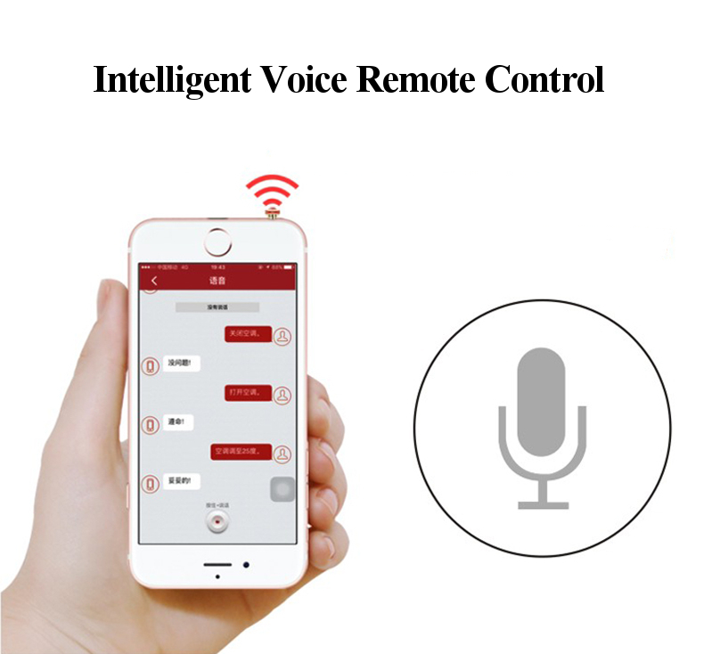 Portable Smart Infrared Remote Controller 3.5mm Dustproof Plug For iPhone 6s Plus iPad