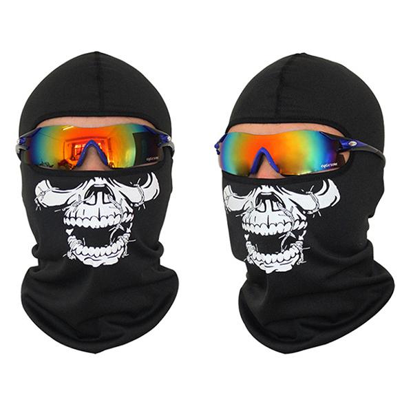 Motorcycle Face Masks Skull Mask Face