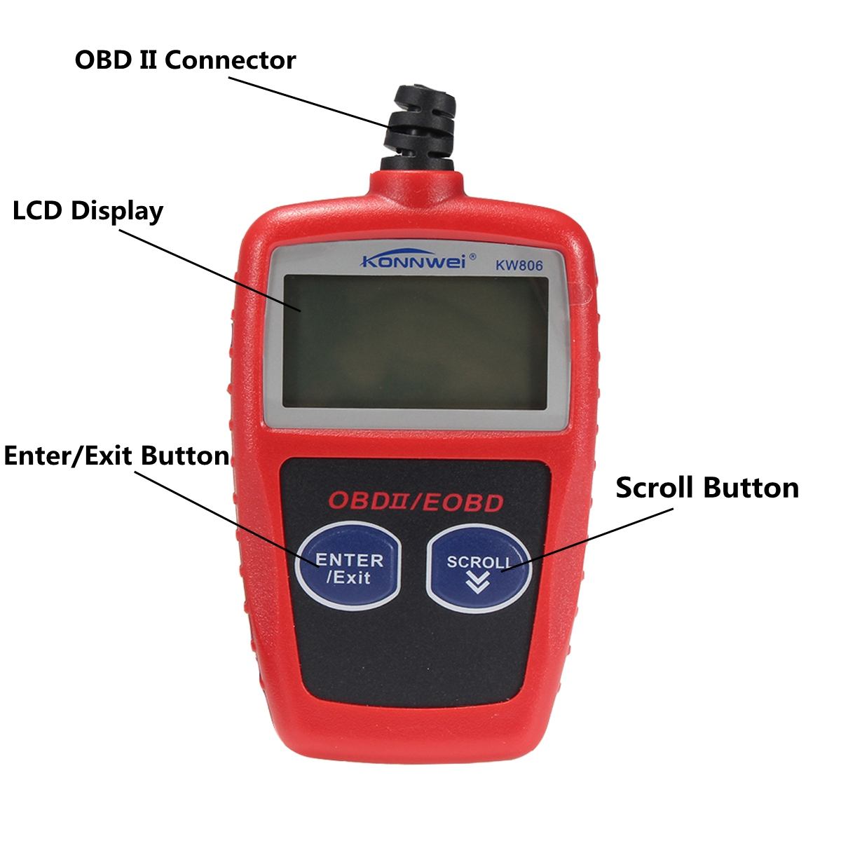 Scanner Diagnostic Code Reader New MS309 OBD2 OBDII Car Diagnostic Tool