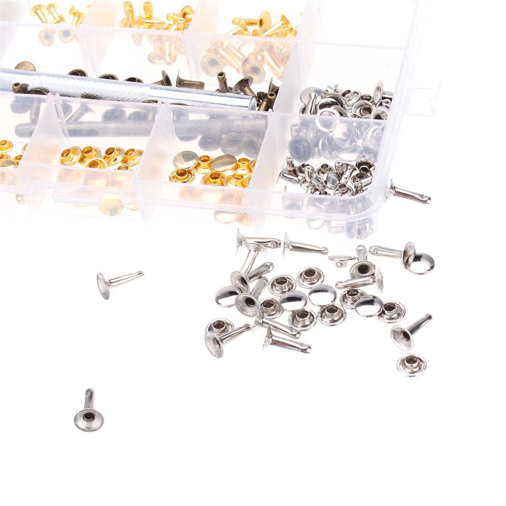 single cap rivets tubular studs fixing tool