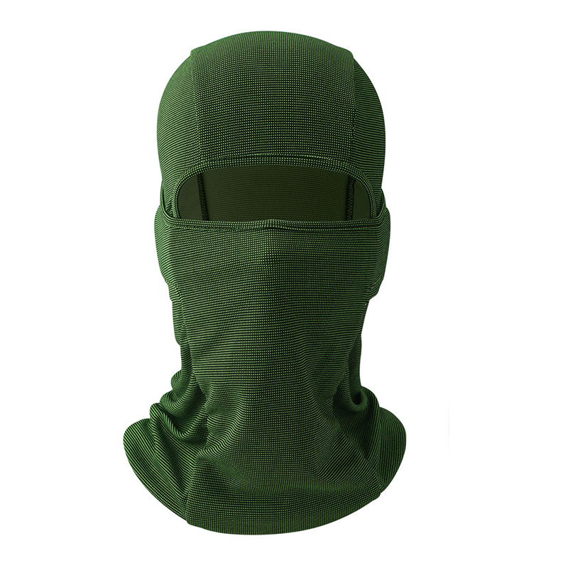 UV Protection Face Mask Ski Mask With Headwear Neck