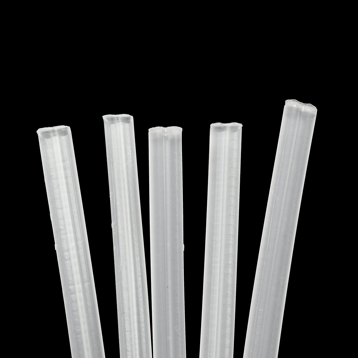 25pcs Plastic Welding Rods PP/PPR/ABS/PE/PVC For Plastic Products