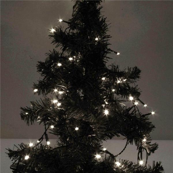 8M 60 LED Solar Power String Fairy Light Outdoor Party Wedding Christmas Garden Decor