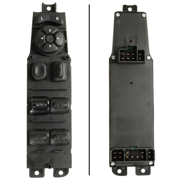Car Electric Window Control Switches Buttons Replacment For RENAULT CLIO II