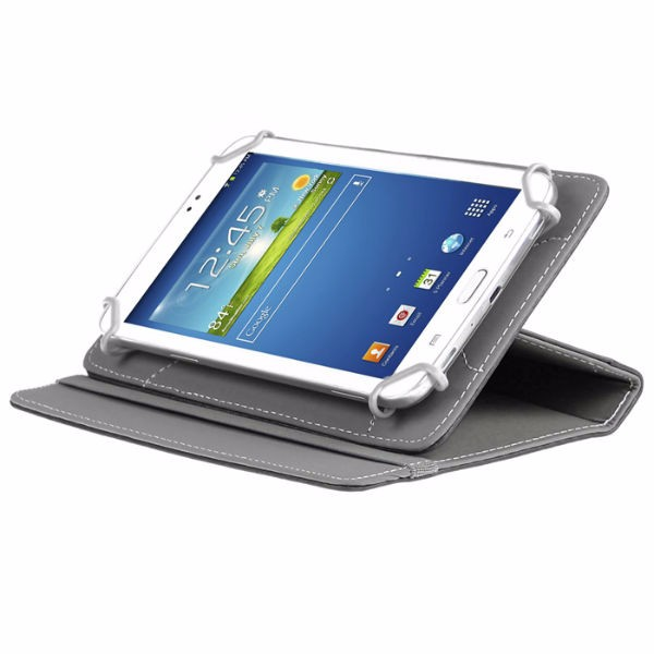 ENKAY Universal Rotating Stand Case for 8 Inch Tablet