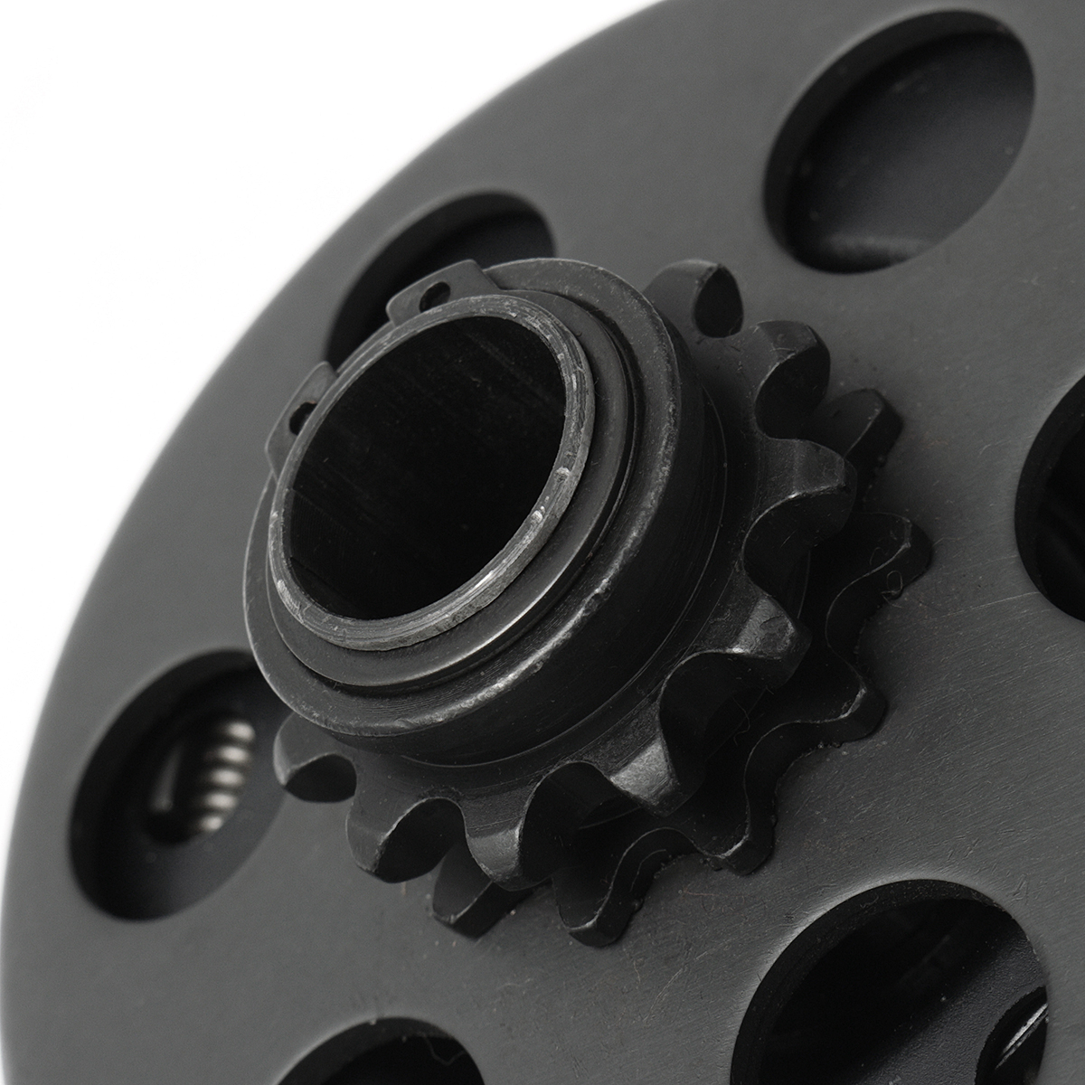 3/4inch Bore Centrifugal Clutch 12 Tooth #35 Chain Screw Part For Minibike Go Kart