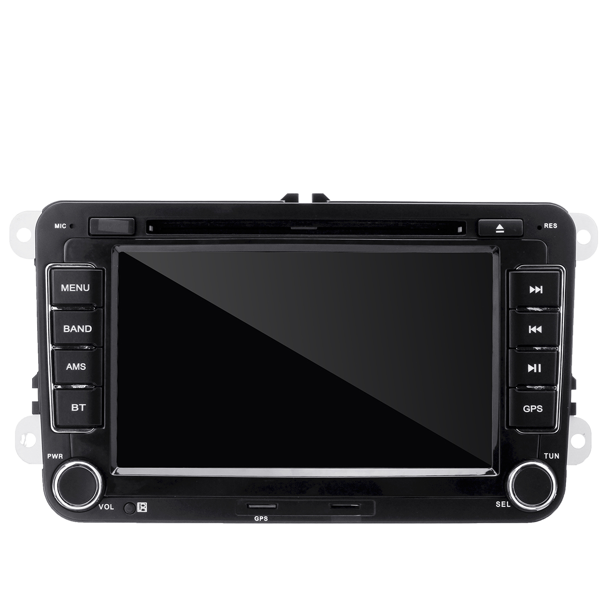 7Inch Car DVD Player Stereo Radio DAB GPS bluetooth for VW Golf MK5 MK6 Skoda Seat