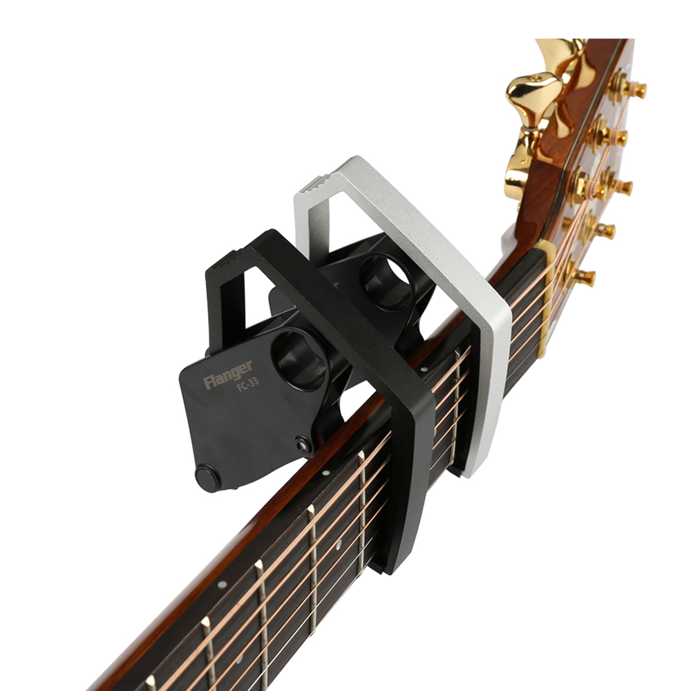 Flanger FC-33 Acoustic Electric Guitar Capo Quick Chang