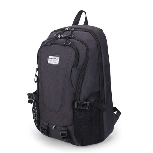 Men Multifunction Business Backpack Sport Travel Bag Large Capacity Schoolbag