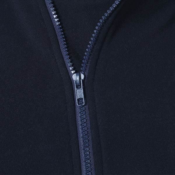 Plus Size Mens Casual Zipper Collar Hoodies Solid Color Outdooor Sport Pullover Sweatshirt