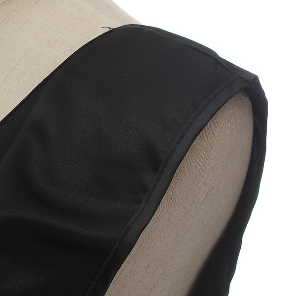 Non-stick Hair Cutting Apron Cape for Barber Hairstylist Front Back Salon Hairdressing
