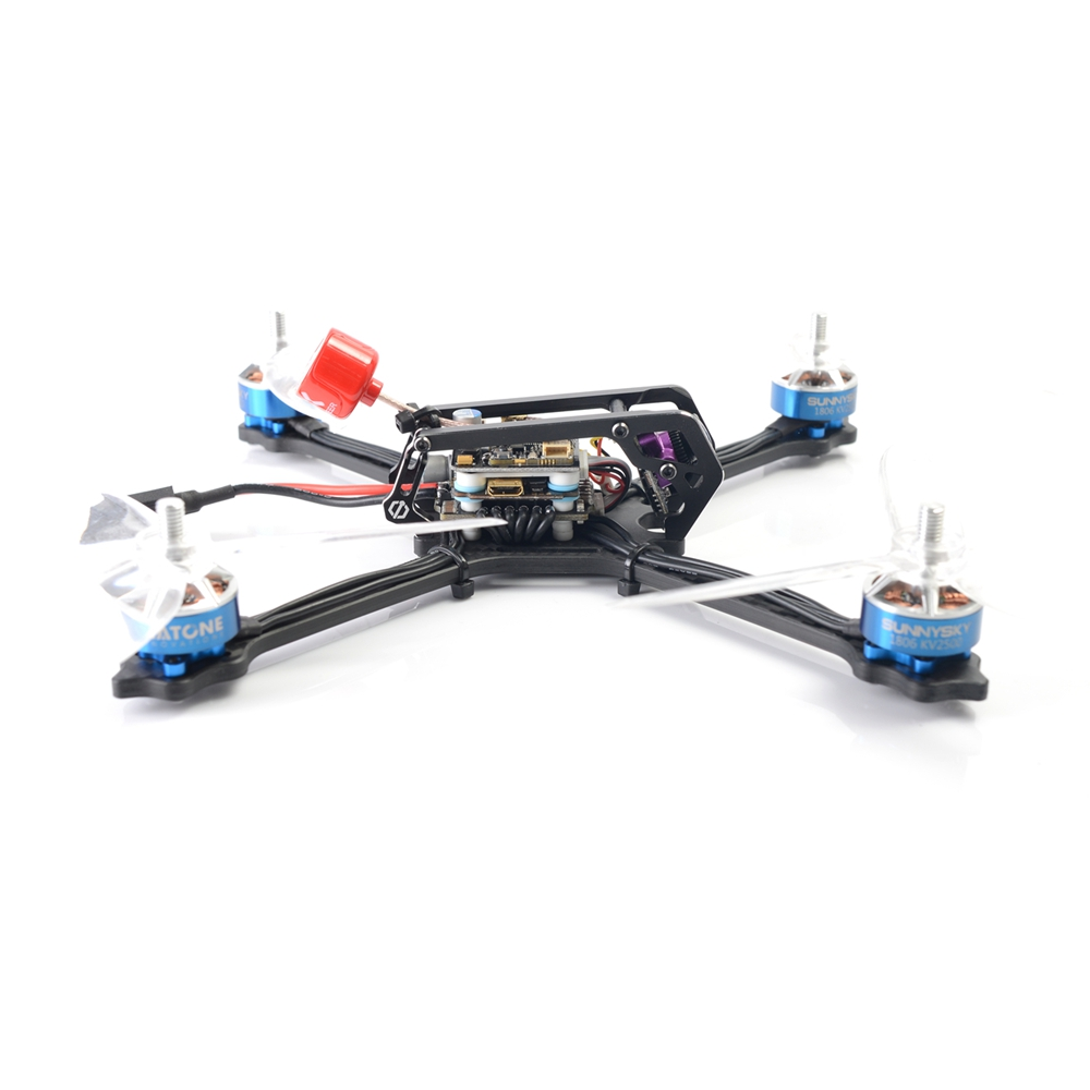 Diatone GT-M515 FPV Racing RC Drone PNP Integrated Type F4 8K OSD Runcam Micro Sparrow 2 TBS 800mW
